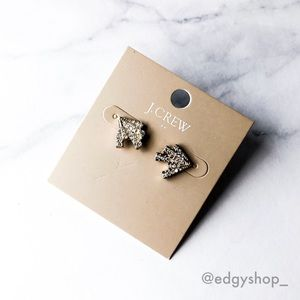 [J. Crew Factory] Shooting Star Stud Earrings